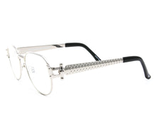 VF 1999 24KT White Gold Masterpiece (Flash Silver),VF Masterpiece , glasses frames, eyeglasses online, eyeglass frames, mens glasses, womens glasses, buy glasses online, designer eyeglasses, vintage sunglasses, retro sunglasses, vintage glasses, sunglass, eyeglass, glasses, lens, vintage frames company, vf