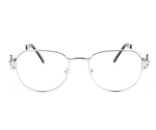 VF 1999 24KT White Gold Masterpiece (Clear), VF Masterpiece, glasses frames, eyeglasses online, eyeglass frames, mens glasses, womens glasses, buy glasses online, designer eyeglasses, vintage sunglasses, retro sunglasses, vintage glasses, sunglass, eyeglass, glasses, lens, vintage frames company, vf
