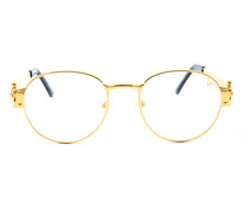 VF 1998 24KT Gold Masterpiece (Clear), VF Masterpiece, glasses frames, eyeglasses online, eyeglass frames, mens glasses, womens glasses, buy glasses online, designer eyeglasses, vintage sunglasses, retro sunglasses, vintage glasses, sunglass, eyeglass, glasses, lens, vintage frames company, vf
