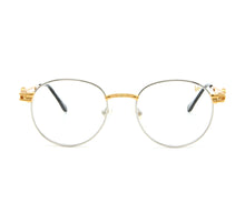 VF Tokyo A5 24KT Two-Tone (Clear) Front, VF Masterpiece, glasses frames, eyeglasses online, eyeglass frames, mens glasses, womens glasses, buy glasses online, designer eyeglasses, vintage sunglasses, retro sunglasses, vintage glasses, sunglass, eyeglass, glasses, lens, vintage frames company, vf