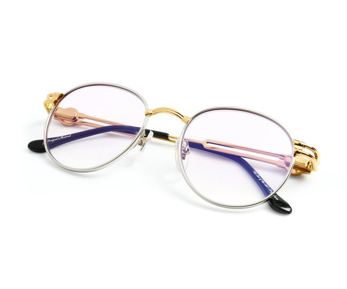 VF Tokyo A5 24KT Two-Tone (Lilac Flash Purple) Thumb, VF Masterpiece, vintage frames, vintage frame, vintage sunglasses, vintage glasses, retro sunglasses, retro glasses, vintage glasses, vintage designer sunglasses, vintage design glasses, eyeglass frames, glasses frames, sunglass frames, sunglass, eyeglass, glasses, lens, jewelry, vintage frames company, vf