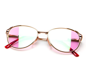 Vanity (Pink Multi Thumbnail, VF by Vintage Frames, glasses frames, eyeglasses online, eyeglass frames, mens glasses, womens glasses, buy glasses online, designer eyeglasses, vintage sunglasses, retro sunglasses, vintage glasses, sunglass, eyeglass, glasses, lens, vintage frames company, vf