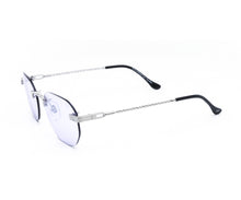 VF Detroit Player Drill Mount 24KT White Gold (Light Purple) Side,VF Drill Mount , glasses frames, eyeglasses online, eyeglass frames, mens glasses, womens glasses, buy glasses online, designer eyeglasses, vintage sunglasses, retro sunglasses, vintage glasses, sunglass, eyeglass, glasses, lens, vintage frames company, vf