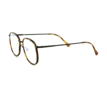 VF Deja Vu DV 826 BK (Yellow Multi Flash) Side, VF by Vintage Frames, glasses frames, eyeglasses online, eyeglass frames, mens glasses, womens glasses, buy glasses online, designer eyeglasses, vintage sunglasses, retro sunglasses, vintage glasses, sunglass, eyeglass, glasses, lens, vintage frames company, vf