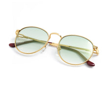 VF Miami Vice Full Rope 18KT Gold (Pastel Green),VF by Vintage Frames , glasses frames, eyeglasses online, eyeglass frames, mens glasses, womens glasses, buy glasses online, designer eyeglasses, vintage sunglasses, retro sunglasses, vintage glasses, sunglass, eyeglass, glasses, lens, vintage frames company, vf
