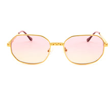 VF Hustler 24KT Gold Masterpiece (Pink / Yellow),VF Masterpiece , glasses frames, eyeglasses online, eyeglass frames, mens glasses, womens glasses, buy glasses online, designer eyeglasses, vintage sunglasses, retro sunglasses, vintage glasses, sunglass, eyeglass, glasses, lens, vintage frames company, vf