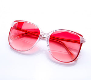 VF by Vintage Frames Ashley (Red Gradient)