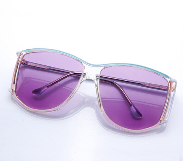 BeeHive (Dark Purple Flat Lens) thumbnail, VF by Vintage Frames, vintage frames, vintage frame, vintage sunglasses, vintage glasses, retro sunglasses, retro glasses, vintage glasses, vintage designer sunglasses, vintage design glasses, eyeglass frames, glasses frames, sunglass frames, sunglass, eyeglass, glasses, lens, jewelry, vintage frames company, vf