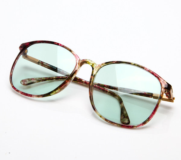 Beth (Light Green) Thumbnail, VF by Vintage Frames , glasses frames, eyeglasses online, eyeglass frames, mens glasses, womens glasses, buy glasses online, designer eyeglasses, vintage sunglasses, retro sunglasses, vintage glasses, sunglass, eyeglass, glasses, lens, vintage frames company, vf