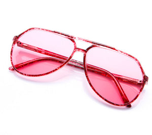 VF by Vintage Frames Blow (Red Flat Lens)