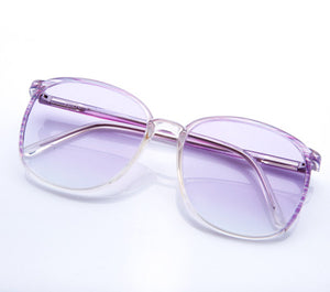 VF by Vintage Frames Eve (Flash Light Purple Flat Lens), VF by Vintage Frames, vintage frames, vintage frame, vintage sunglasses, vintage glasses, retro sunglasses, retro glasses, vintage glasses, vintage designer sunglasses, vintage design glasses, eyeglass frames, glasses frames, sunglass frames, sunglass, eyeglass, glasses, lens, jewelry, vintage frames company, vf