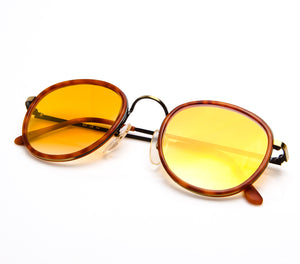Soho (Bright Orange) thumbnail, VF by Vintage Frames, glasses frames, eyeglasses online, eyeglass frames, mens glasses, womens glasses, buy glasses online, designer eyeglasses, vintage sunglasses, retro sunglasses, vintage glasses, sunglass, eyeglass, glasses, lens, vintage frames company, vf