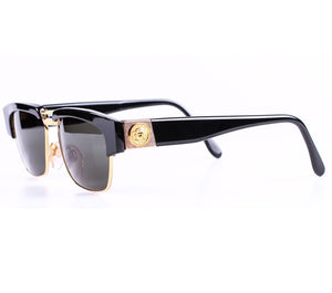 Versace GV4 784 Side, Versace, glasses frames, eyeglasses online, eyeglass frames, mens glasses, womens glasses, buy glasses online, designer eyeglasses, vintage sunglasses, retro sunglasses, vintage glasses, sunglass, eyeglass, glasses, lens, vintage frames company, vf