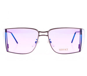Versace X47 89M/230 Front, Versace, glasses frames, eyeglasses online, eyeglass frames, mens glasses, womens glasses, buy glasses online, designer eyeglasses, vintage sunglasses, retro sunglasses, vintage glasses, sunglass, eyeglass, glasses, lens, vintage frames company, vf