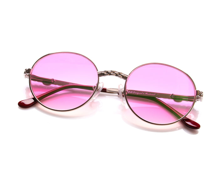 24KT Masterpiece White Gold (Candy Pink), VF Masterpiece, vintage frames, vintage frame, vintage sunglasses, vintage glasses, retro sunglasses, retro glasses, vintage glasses, vintage designer sunglasses, vintage design glasses, eyeglass frames, glasses frames, sunglass frames, sunglass, eyeglass, glasses, lens, jewelry, vintage frames company, vf