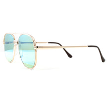 VF by Vintage Frames Amigo (Flash Green Strip Mirror) Side, VF by Vintage Frames, glasses frames, eyeglasses online, eyeglass frames, mens glasses, womens glasses, buy glasses online, designer eyeglasses, vintage sunglasses, retro sunglasses, vintage glasses, sunglass, eyeglass, glasses, lens, vintage frames company, vf