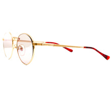 VF by Vintage Frames Bentley 21Kt (Grey Mirror Red Multi Flash Flat Lens) Side, VF by Vintage Frames, glasses frames, eyeglasses online, eyeglass frames, mens glasses, womens glasses, buy glasses online, designer eyeglasses, vintage sunglasses, retro sunglasses, vintage glasses, sunglass, eyeglass, glasses, lens, vintage frames company, vf