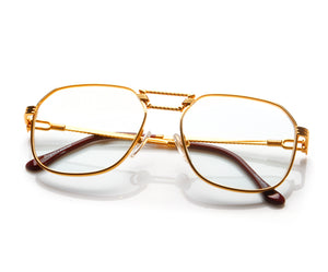 CEO Masterpiece 24KT Gold, VF Masterpiece, glasses frames, eyeglasses online, eyeglass frames, mens glasses, womens glasses, buy glasses online, designer eyeglasses, vintage sunglasses, retro sunglasses, vintage glasses, sunglass, eyeglass, glasses, lens, vintage frames company, vf