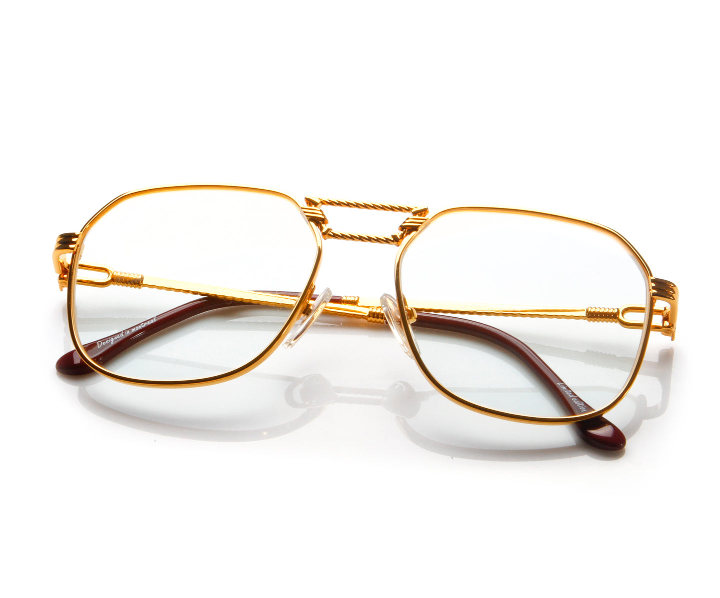 CEO Masterpiece 24KT Gold, VF Masterpiece , glasses frames, eyeglasses online, eyeglass frames, mens glasses, womens glasses, buy glasses online, designer eyeglasses, vintage sunglasses, retro sunglasses, vintage glasses, sunglass, eyeglass, glasses, lens, vintage frames company, vf