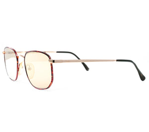 VF by Vintage Frames Detroit Player Bentley Edition (Gold Dust Flash Gold Flat Lens) Side