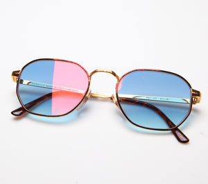 Detroit Player ComplexCon Edition (Royal Blue  Thumbnail, VF by Vintage Frames, glasses frames, eyeglasses online, eyeglass frames, mens glasses, womens glasses, buy glasses online, designer eyeglasses, vintage sunglasses, retro sunglasses, vintage glasses, sunglass, eyeglass, glasses, lens, vintage frames company, vf