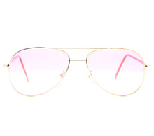 VF by Vintage Frames Donnie Brasco (Candy Pink Gradient Multi Flash Lens) Front, VF by Vintage Frames, glasses frames, eyeglasses online, eyeglass frames, mens glasses, womens glasses, buy glasses online, designer eyeglasses, vintage sunglasses, retro sunglasses, vintage glasses, sunglass, eyeglass, glasses, lens, vintage frames company, vf
