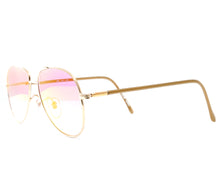 VF by Vintage Frames Donnie Brasco (Candy Pink Gradient Multi Flash Lens) Side, VF by Vintage Frames, glasses frames, eyeglasses online, eyeglass frames, mens glasses, womens glasses, buy glasses online, designer eyeglasses, vintage sunglasses, retro sunglasses, vintage glasses, sunglass, eyeglass, glasses, lens, vintage frames company, vf