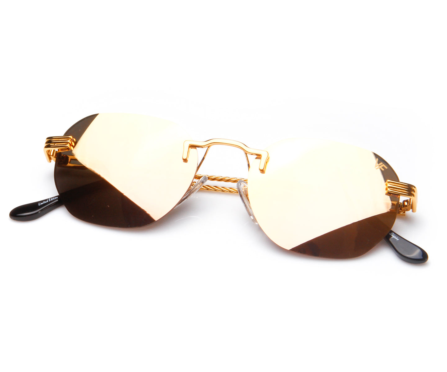 VF Detroit Player Drill Mount 24KT Gold Signature Edition (24KT Gold Lens) Thumb