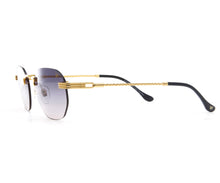 VF Detroit Player Drill Mount 24KT Gold Signature Edition (Black/Pink Lens) Side