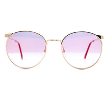 VF by Vintage Frames Fetish (Mauve Two Tone Gradient Multi Flash Flat Lens) Front