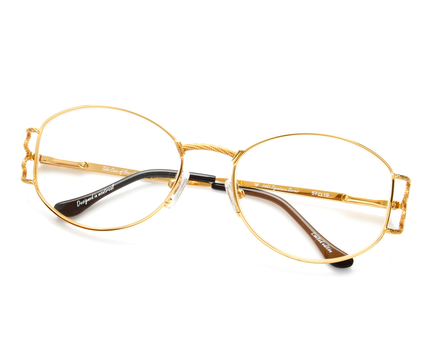 Ghostface Masterpiece 24KT Gold Signature Edition, VF Masterpiece , glasses frames, eyeglasses online, eyeglass frames, mens glasses, womens glasses, buy glasses online, designer eyeglasses, vintage sunglasses, retro sunglasses, vintage glasses, sunglass, eyeglass, glasses, lens, vintage frames company, vf