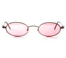 VF By Vintage Frames Givenchy Remix (Red Flash Gold Lens) Front