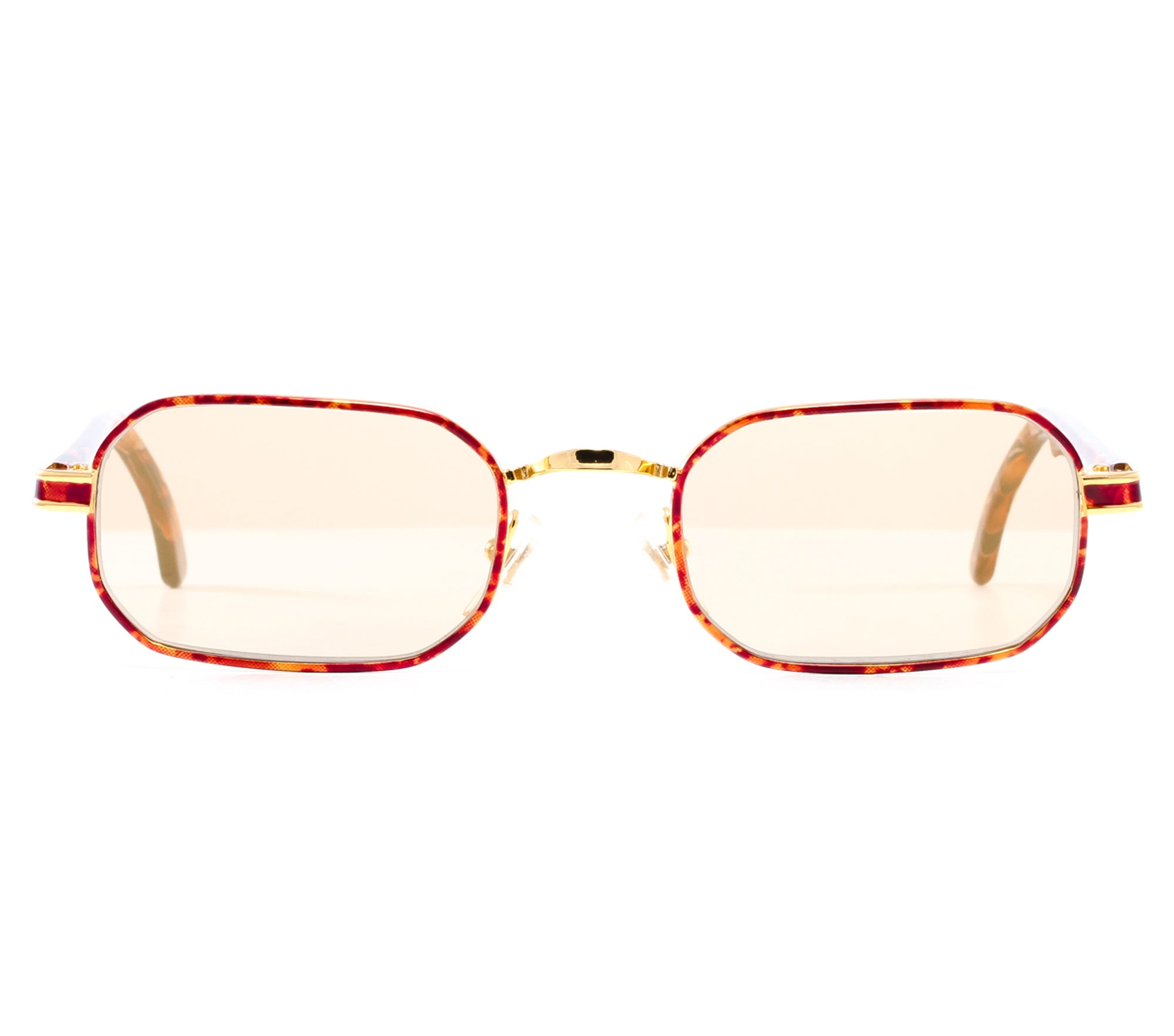 013b6bc56648 VF by Vintage Frames Remix Carrera (Gold Dust Flash Gold Flat Lens) front
