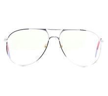 VF by Vintage Frames Grand Master Snatch Drip OG  (Amber Strip Lens) Front