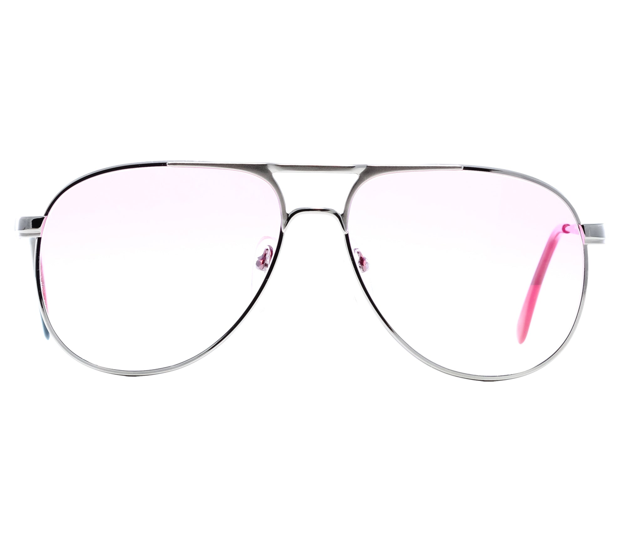 8309a4e62b VF by Vintage Frames Grand Master Snatch Drip Platinum (Candy Pink Gradient  Yellow Multi Lens