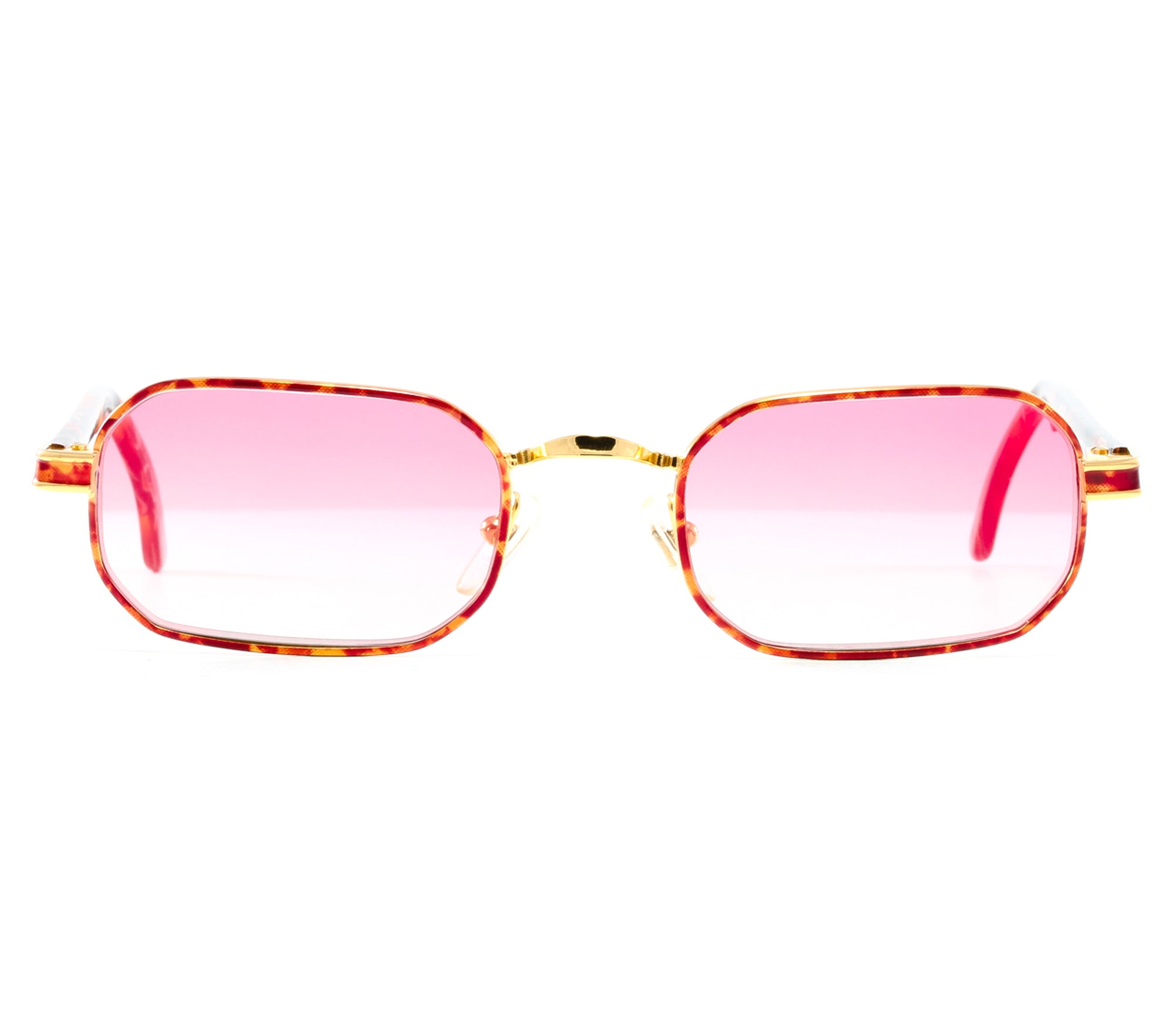 8be573b2c19f VF by Vintage Frames Remix Carrera (Grape Yellow Gradient Multi Flash Flat  Lens) front