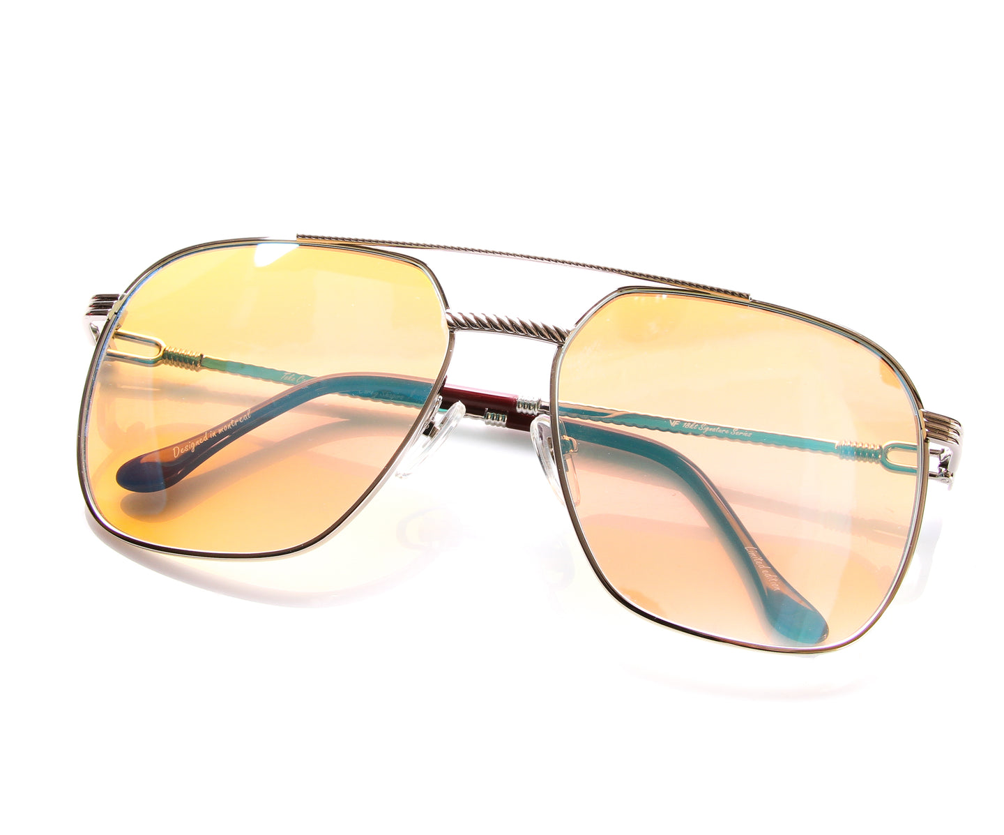 Narcos Masterpiece 18KT White Gold Signature Edition (Candy Green), VF Masterpiece , glasses frames, eyeglasses online, eyeglass frames, mens glasses, womens glasses, buy glasses online, designer eyeglasses, vintage sunglasses, retro sunglasses, vintage glasses, sunglass, eyeglass, glasses, lens, vintage frames company, vf
