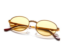 VF Pac Masterpiece 24KT Gold (Amber) Thumb, VF Masterpiece, glasses frames, eyeglasses online, eyeglass frames, mens glasses, womens glasses, buy glasses online, designer eyeglasses, vintage sunglasses, retro sunglasses, vintage glasses, sunglass, eyeglass, glasses, lens, vintage frames company, vf