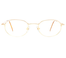VF by Vintage Frames Genius (Clear Flash Gold) Front, VF by Vintage Frames, glasses frames, eyeglasses online, eyeglass frames, mens glasses, womens glasses, buy glasses online, designer eyeglasses, vintage sunglasses, retro sunglasses, vintage glasses, sunglass, eyeglass, glasses, lens, vintage frames company, vf