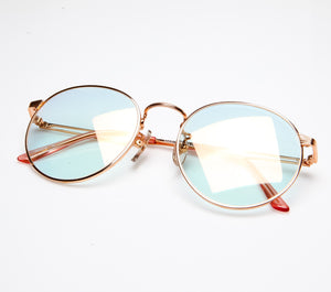 Miami Vice Blue Thumbnail, VF by Vintage Frames, glasses frames, eyeglasses online, eyeglass frames, mens glasses, womens glasses, buy glasses online, designer eyeglasses, vintage sunglasses, retro sunglasses, vintage glasses, sunglass, eyeglass, glasses, lens, vintage frames company, vf