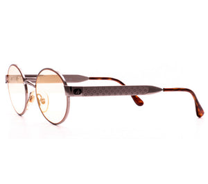 Vintage Accademy Line OP77 C33 Side, Accademy Line, glasses frames, eyeglasses online, eyeglass frames, mens glasses, womens glasses, buy glasses online, designer eyeglasses, vintage sunglasses, retro sunglasses, vintage glasses, sunglass, eyeglass, glasses, lens, vintage frames company, vf