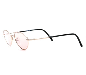 Bentley L203 (Dusty Rose Flat Lens) Side, Bentley, glasses frames, eyeglasses online, eyeglass frames, mens glasses, womens glasses, buy glasses online, designer eyeglasses, vintage sunglasses, retro sunglasses, vintage glasses, sunglass, eyeglass, glasses, lens, vintage frames company, vf