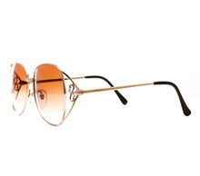 Bentley Shadows-4 (Light Brown Gradient Curved Lens) Side