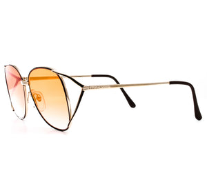 Bentley Shadows-7 (Mandarine Gradient Flash Gold Flat Lens) Side