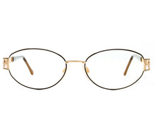 Carolina Herrera CH 720 ( Clear Flash Gold Curved Lens ) Front,Carolina Herrera , glasses frames, eyeglasses online, eyeglass frames, mens glasses, womens glasses, buy glasses online, designer eyeglasses, vintage sunglasses, retro sunglasses, vintage glasses, sunglass, eyeglass, glasses, lens, vintage frames company, vf