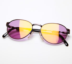 Carrera 5743 30 (Violet Gradient Flash Gold Flat Lens)