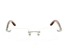Cartier C-Decor 140b Silver (Uncut Gems) Front,Cartier , glasses frames, eyeglasses online, eyeglass frames, mens glasses, womens glasses, buy glasses online, designer eyeglasses, vintage sunglasses, retro sunglasses, vintage glasses, sunglass, eyeglass, glasses, lens, vintage frames company, vf