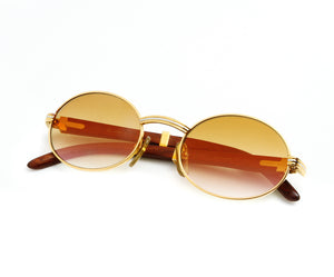 Cartier Giverny (Brown Flash Gold)