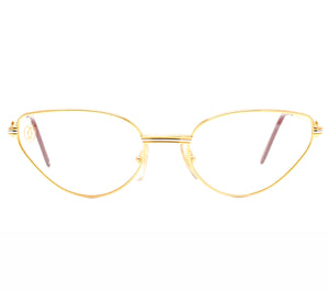 Cartier Rivoli Front, Cartier, glasses frames, eyeglasses online, eyeglass frames, mens glasses, womens glasses, buy glasses online, designer eyeglasses, vintage sunglasses, retro sunglasses, vintage glasses, sunglass, eyeglass, glasses, lens, vintage frames company, vf