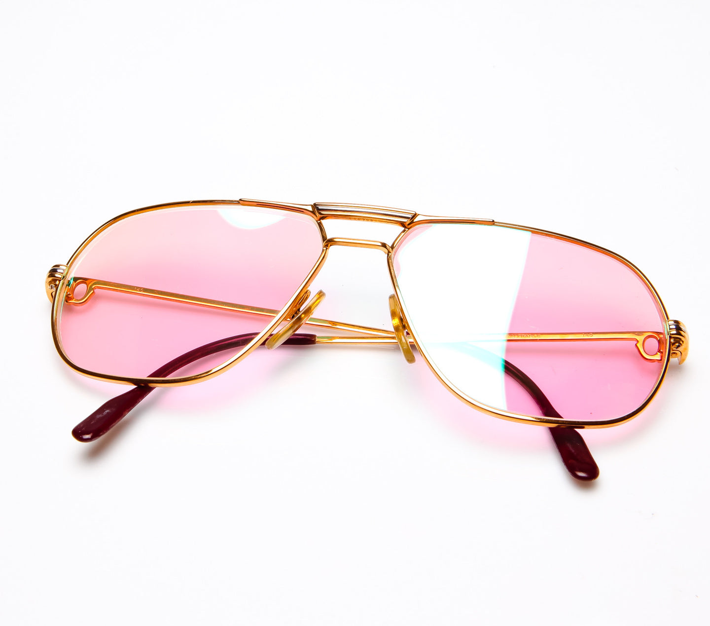 Cartier Tank Pink Flash Special Edition Thumbnail, Cartier , glasses frames, eyeglasses online, eyeglass frames, mens glasses, womens glasses, buy glasses online, designer eyeglasses, vintage sunglasses, retro sunglasses, vintage glasses, sunglass, eyeglass, glasses, lens, vintage frames company, vf